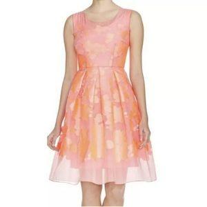 Elie Tahari Fuschia Dress